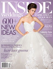 Inside Weddings - Spring 2013