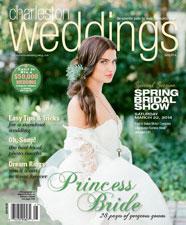 Charleston Weddings - Spring 2014