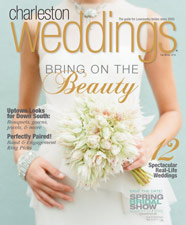 Modern Trousseau - Charleston Weddings Magazine