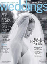 Martha Stewart Weddings - Winter 2014