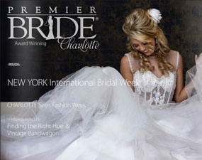 Premier Bride Charlotte - Winter/Spring 2013