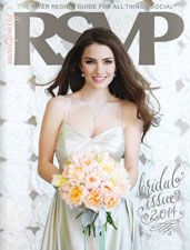 Montgomery RSVP magazine - Bridal Issue 2014